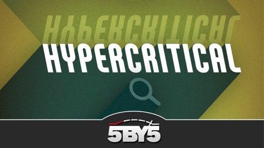 Hypercritical logo