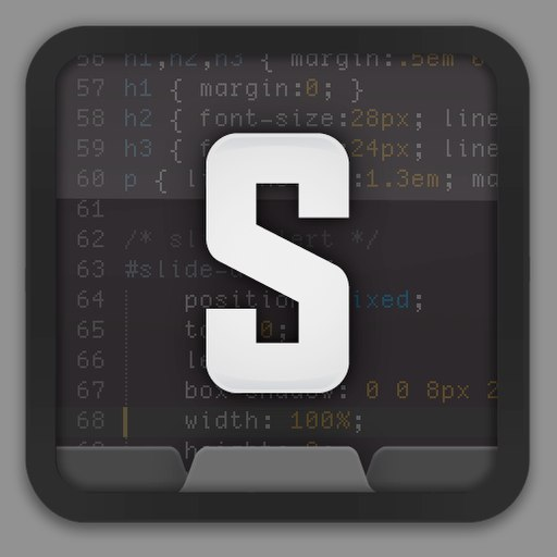 Nate Beaty 2 Sublime Text 2 Icon