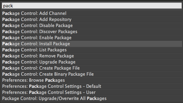 """Upgrade/Overwrite All Packages"" is super cool"